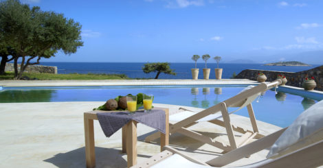 The Anemos House Thalassa Villa