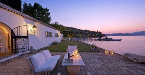 Aphrodite Corfu Villas