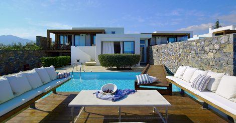 The Hera's Place Thalassa Villa