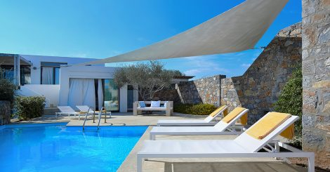The Olives House Thalassa Villa