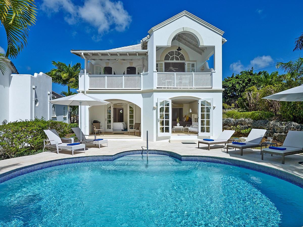 Royal villa 1 swansway luxury villas vacation rentals for Villa royale