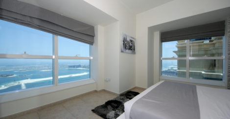 Spectacular Panoramic Sea View Luxury 2 Bed Apartment