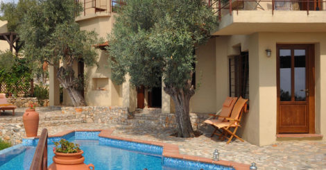 POIKILMA Alonissos villas – Villa Petra