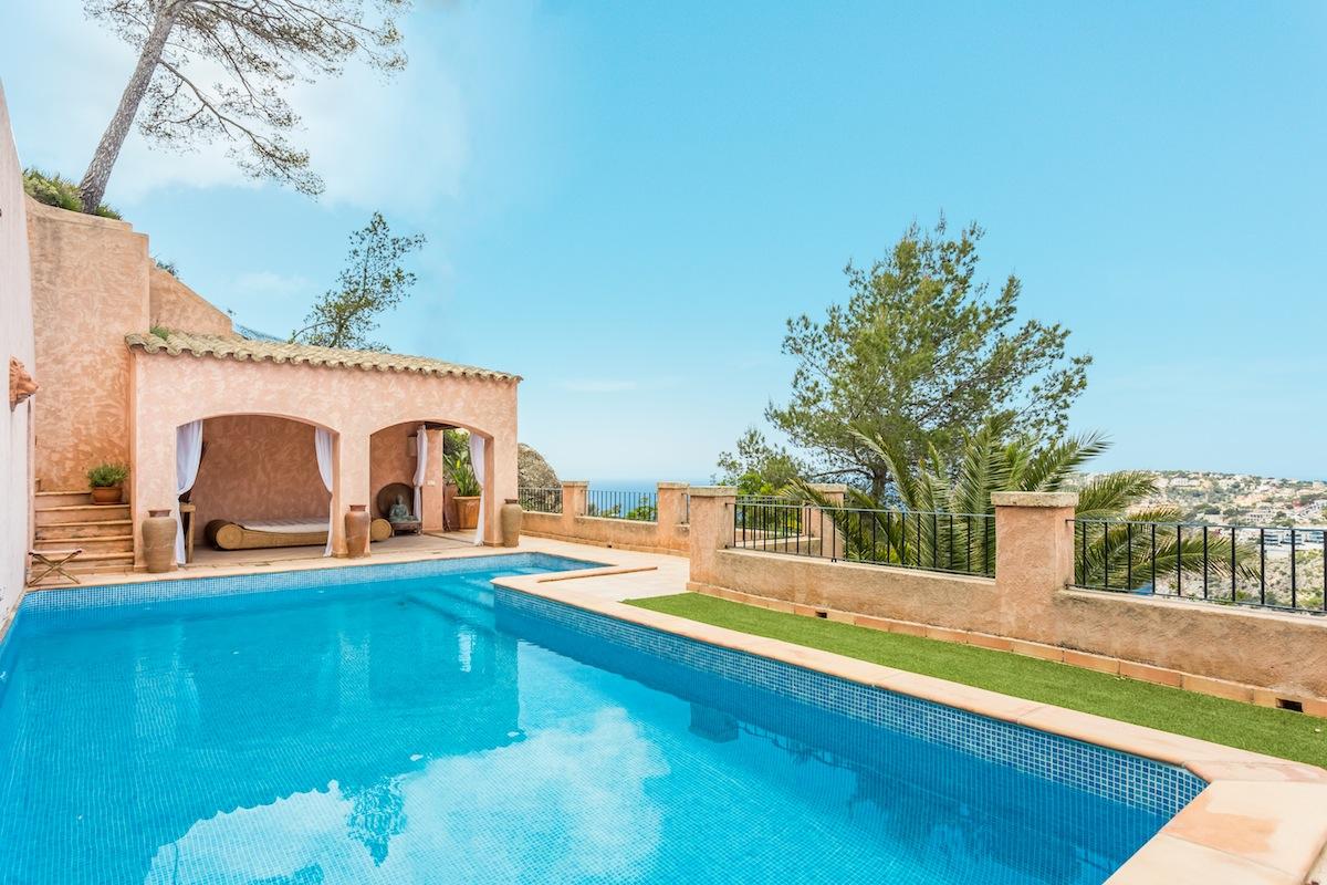 Villa vistas al mar luxury villas vacation rentals for Kenay home mallorca