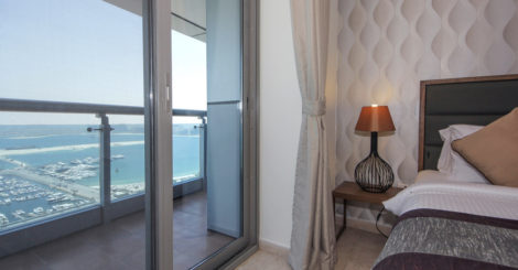 Spectacular Panoramic Sea View Luxury 2 Bed