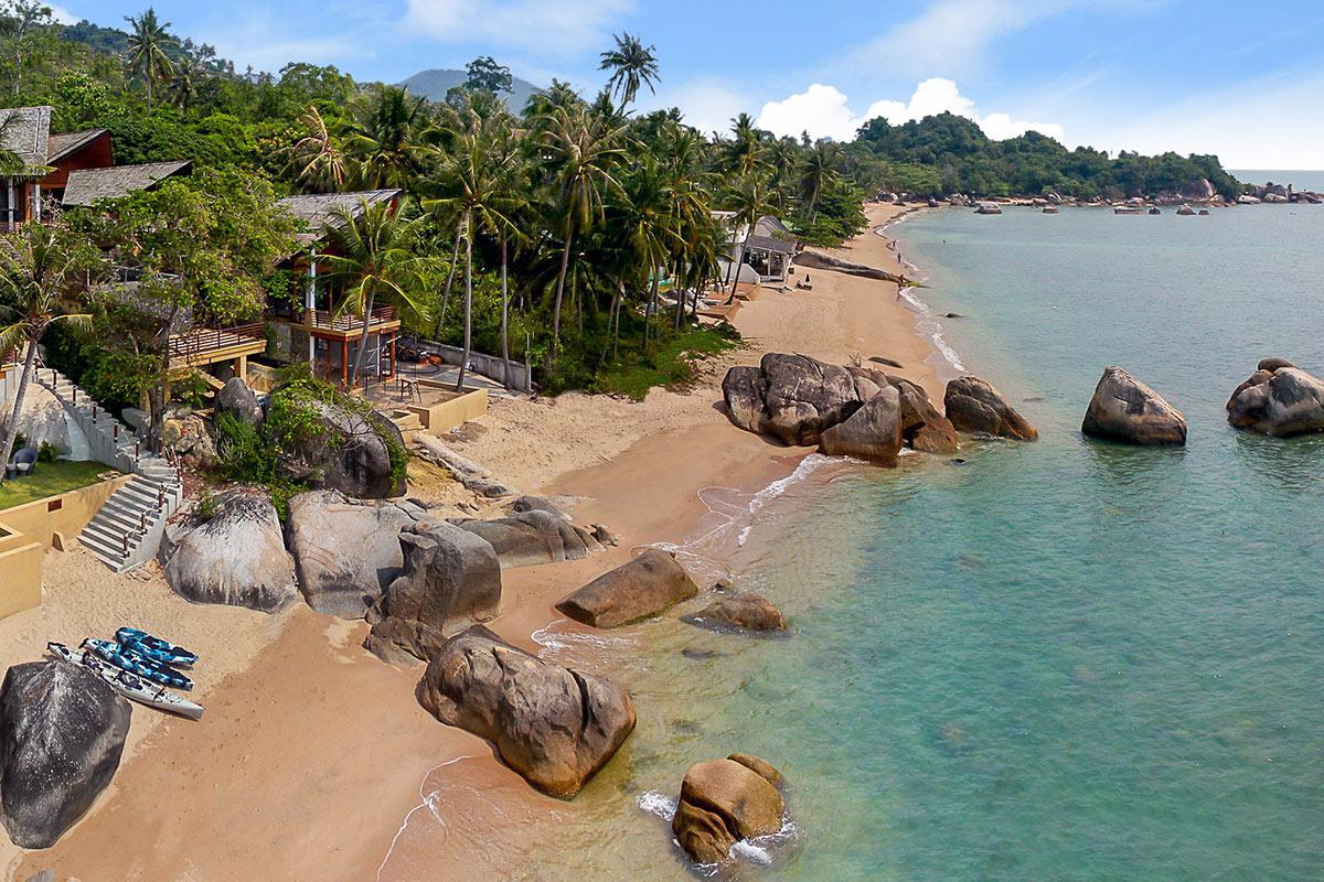 Baan Hinta Luxury Villas Amp Vacation Rentals Fantasia Villas