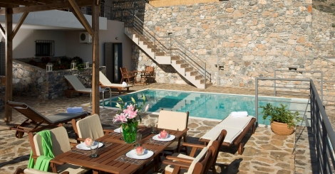 Elounda Solfez Villas – 2 Bedrooms