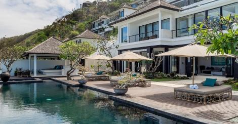 Grand Cliff Nusa Dua Villa