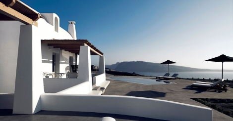 Ilios Luxury Sunset Villa