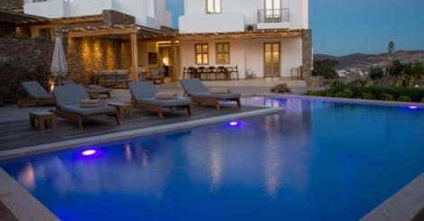 Mykonian Villa Four