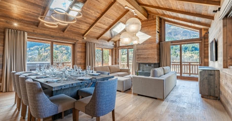 Chalet Mussillon
