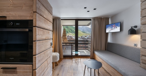 Appartamento Alpino 82