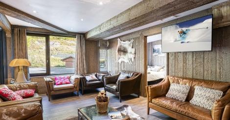 Appartamento Valle di Neve 100