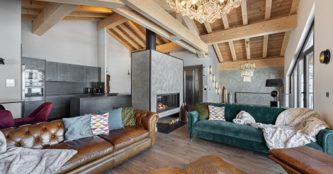 Chalet Acquila