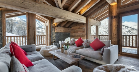 (English) Chalet Puro Cristallo Bianco