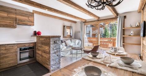 Appartamento Il Giardino Alpino 245