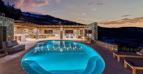 Panormos Bay Villa