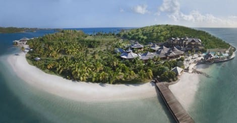 Calivigny Private Island