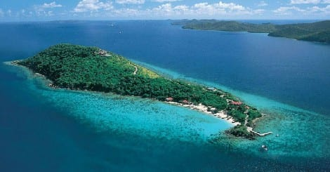 Little Thatch Island