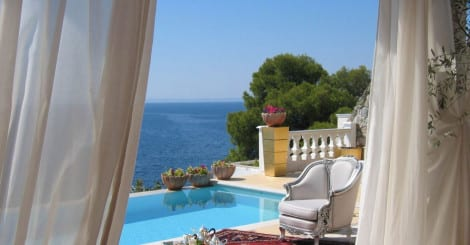 Villa of the Greek Riviera