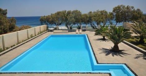 Santorini Beach Villa