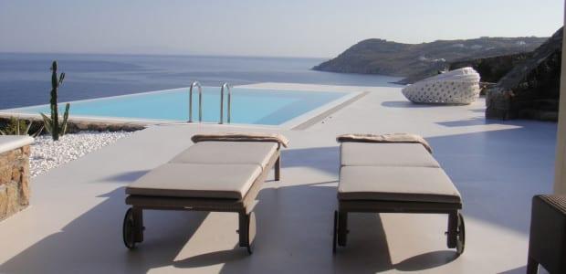 4 bedroom luxury villa, Mykonos, Greece
