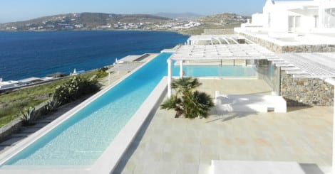 7 bedroom luxury villa, Mykonos, Greece