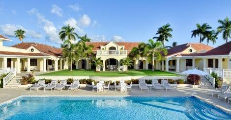 Villa Le Chateau des Palmiers