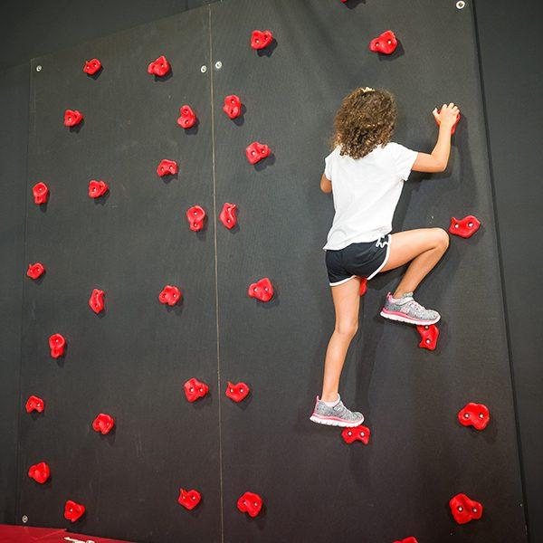 G2N Climbing Wall
