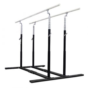 EVO-Black Parallel Bars