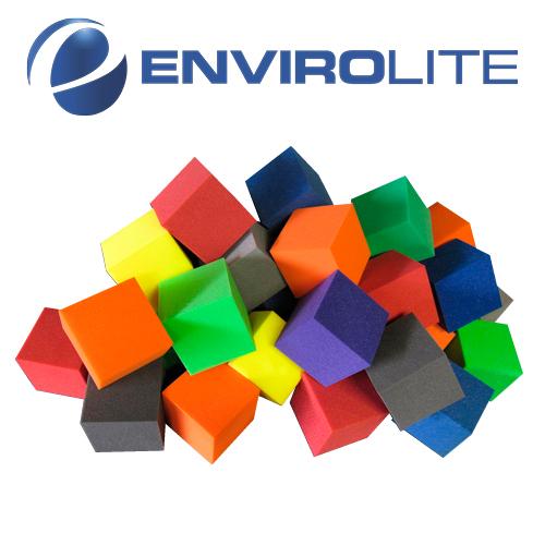 Foam Pit Cubes