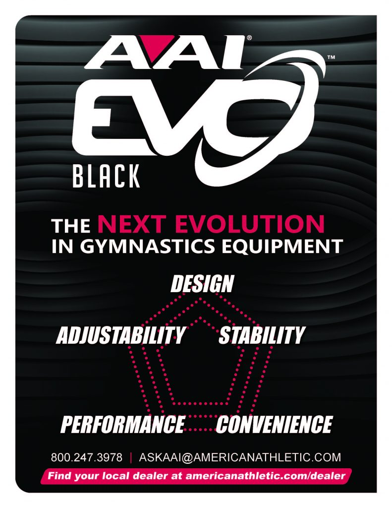 AAI EVO-Black Competition Flyer