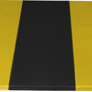 AAI Black & Yellow Panel Mat