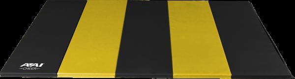 AAI Black & Yellow Panel Mat