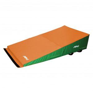 Orange & Green AAI Incline