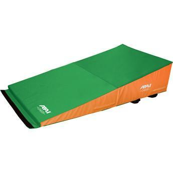Green & Orange AAI Cheer Incline