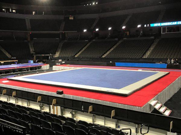 International SSC Floor Ex System