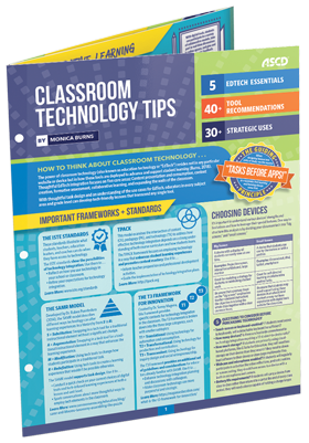 Classroom Technology Tips - Quick Reference Guide