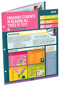 Engaging Students in Reading All Types of Text (Quick Reference Guide)