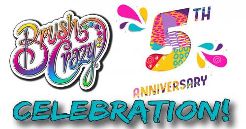 5 year celebration