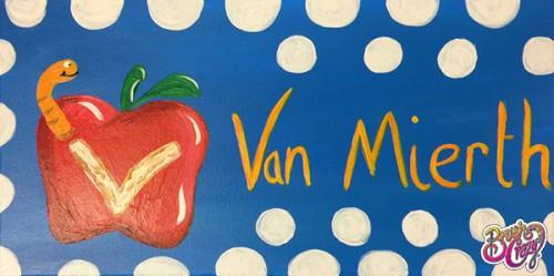 Apple Teacher Name
