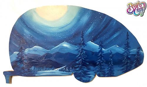 Blue Mountain View