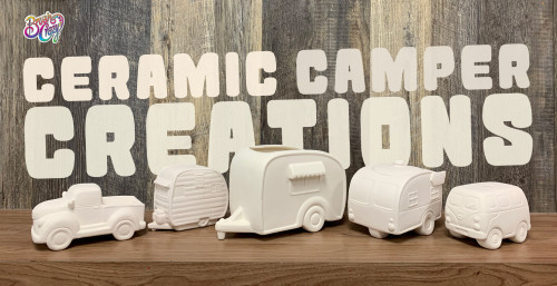 Ceramic Camper Creations