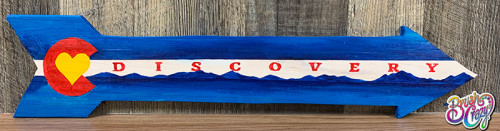 Colorado Flag Mountains