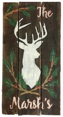 Deer Head Last Name