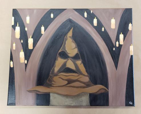 Grumpy Wizard Hat