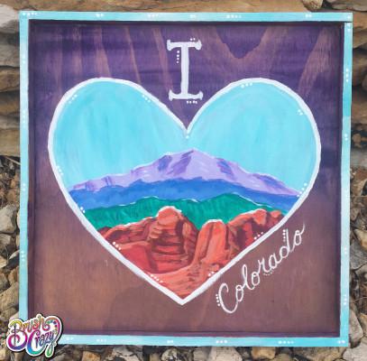 I Heart Colorado Springs
