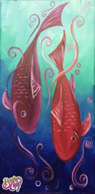Koi Fish Dance