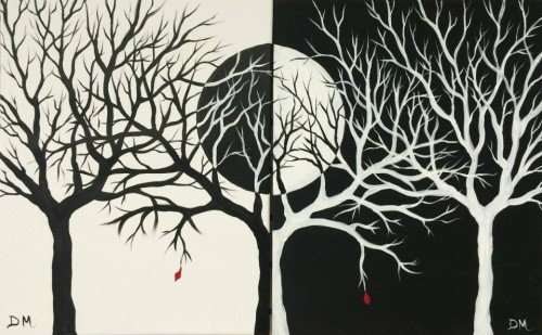 Tree Opposites Attract