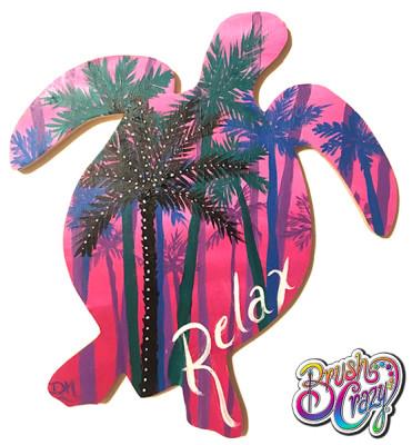 Palm Tree Fade